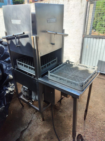 Máquina de lavar louça Hobart   - Foto 5