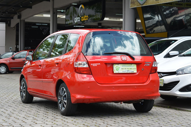 HONDA FIT LXL 1.4 Flex AUTOMÁTICO 4p 2008 COMPLETO RARIDADE - Foto 4