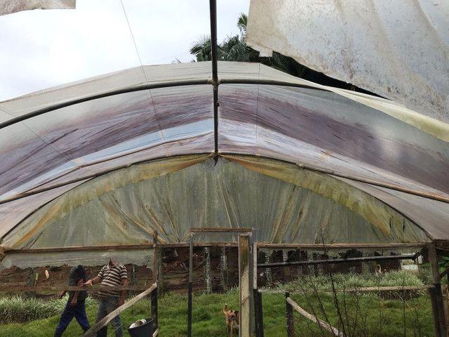 Arcos de estufa agrícola  - Foto 4