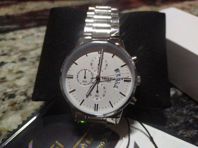 Relógio Masculino Nibosi - Foto 2