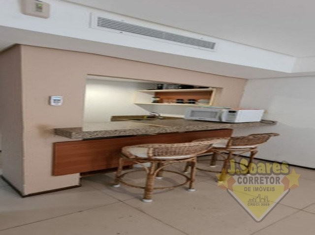 Cabo Branco, Mobiliado, 1 quarto, 36m², R$ 2300, Aluguel, Apartamento, João Pessoa - Foto 12