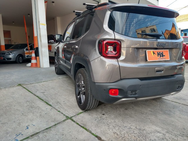 Jeep Renegade 1.8 Limited Teto Solar Flex 2019 ( Garantia de Fabrica ) - Foto 4