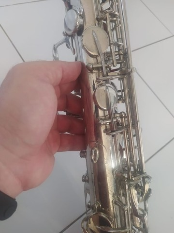 Saxofone - Sax Alto Michael Wasm 35 - Foto 5