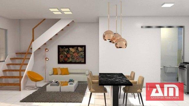 Promoção de Julho Residencial com 5 casas duplex em excelente localização e acesso , Casa  - Foto 2