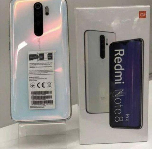 Redmi Note 8 Pro Forest Green 6GB ram 128 GB rom - Foto 6