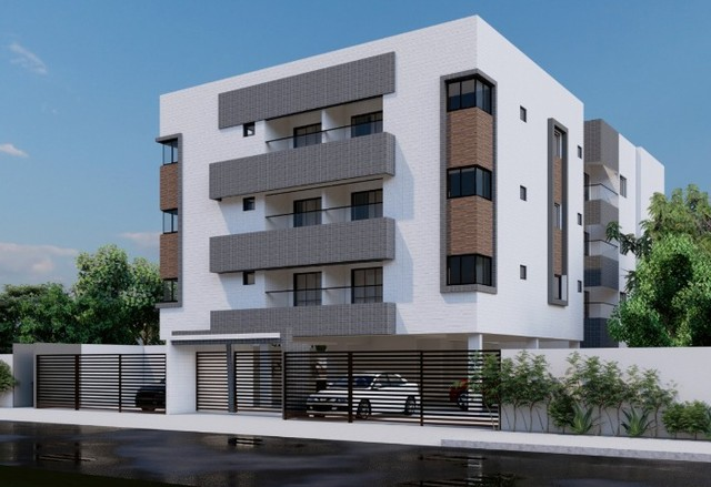 Apartamento com excelente localização no Bairro do Cristo  - Foto 3