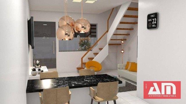 Promoção de Julho Residencial com 5 casas duplex em excelente localização e acesso , Casa  - Foto 12