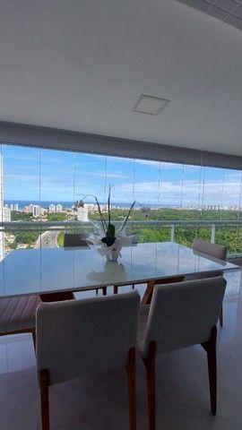 Greenville Ludco - 134 m² - 3 Suítes - Vista Mar - Nascente - Porteira Fechada - 2 Vagas - - Foto 4