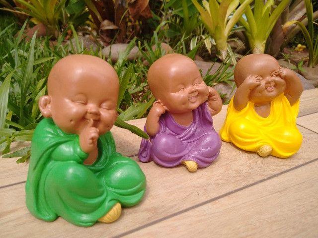Budas - Trio de budinhas - Foto 2