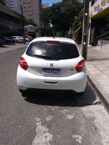 Peugeot/208 active pack ano 2015 - Foto 4
