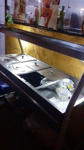 Freezer, geladeira, frangueira e richô  - Foto 3