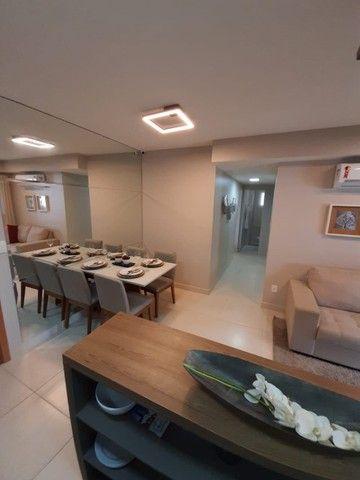 (JL) Apartamento no Parque 10-1 dos bairros mais diversificado de Manaus - Foto 4