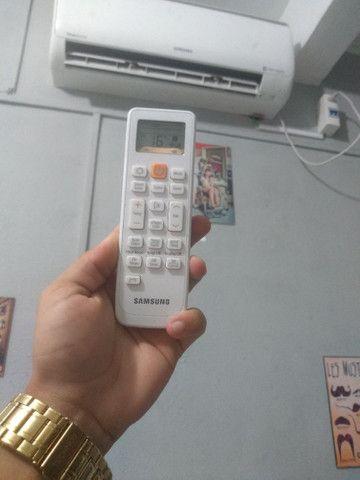 Ar condicionado Samsung inverter 12000 BTUs 220v R$ 1.300 - Foto 5