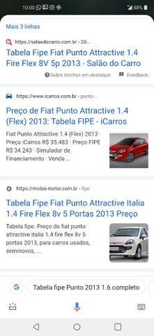 Fiat punto série especial Itália - Foto 8