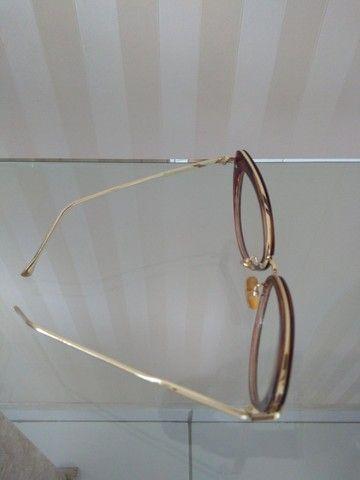 Armação de óculos feminina nova - Foto 3