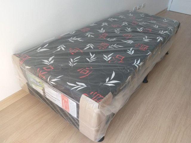 Oferta*Cama Box Solteiro ,Conjugado, Novo! - Foto 2