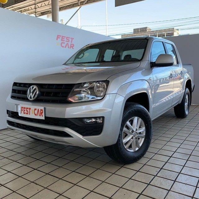Volkswagen Amarok 2.0 SE 4x4 2019 Diesel Manual *Carro Muito Novo (81) 99124.0560 Brenda