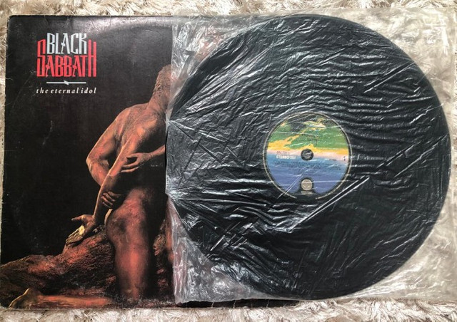 Vinil Black Sabbath - The Eternal Idol Original - Foto 3