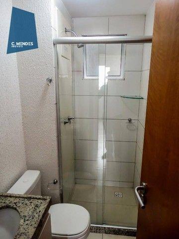 Apartamento com 3 dormitórios à venda, 60 m² por R$ 440.000,00 - Fátima - Fortaleza/CE - Foto 8