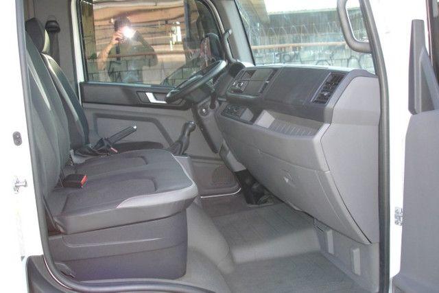 Volkswagen Express Prime Ano 2021 Carroceria de Madeira - Foto 7