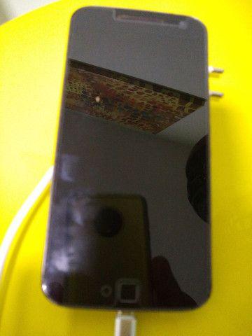 Vendo smartphone Motorola motog4 com nota fiscal - Foto 6