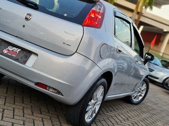 Fiat Punto Essence 1.6 manual 4p flex completo 2011- Otima condição !!! - Foto 4