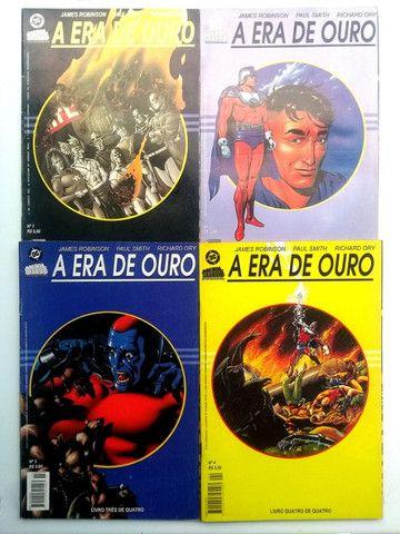 A Era de Ouro (Sociedade da Justiça) 4ed [DC comics | HQ Gibi Quadrinhos]