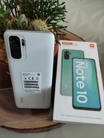 Turbinado! Redmi Note 10 da Xiaomi. Novo Lacrado com Pronta Entrega imediata