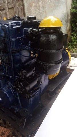 Grupo Gerador Motor a Dísel   - Foto 5