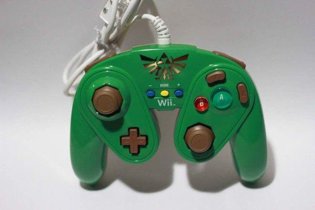 Controle original PDP Link Zelda - Foto 3