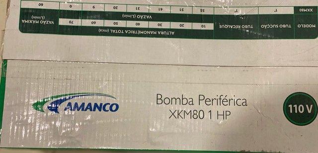 Bomba Periférica amanco 110v  - Foto 2