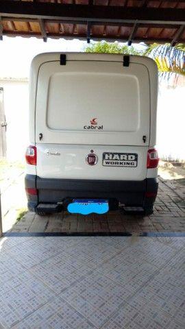 Fiat Strada Hard Working CS 1.4 2018/18 Completa Com Baú de Fibra - Foto 3