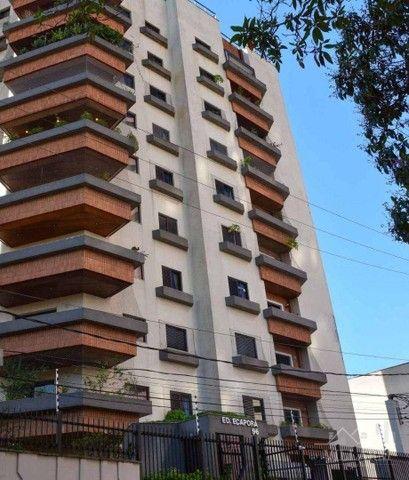 Apartamento com 4 dormitórios para alugar, 196 m² por R$ 5.700,00/mês - Vila Santo Estéfan