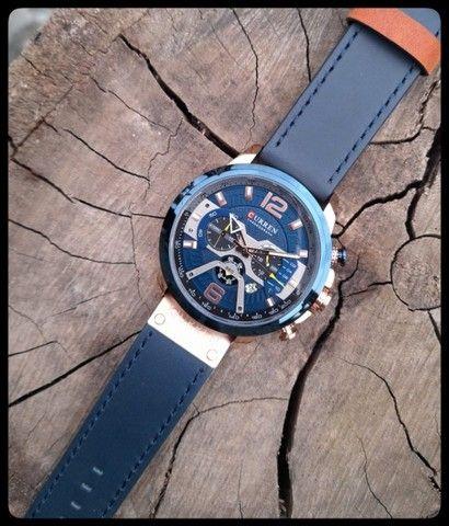 Relógio masculino Curren Original - Foto 3