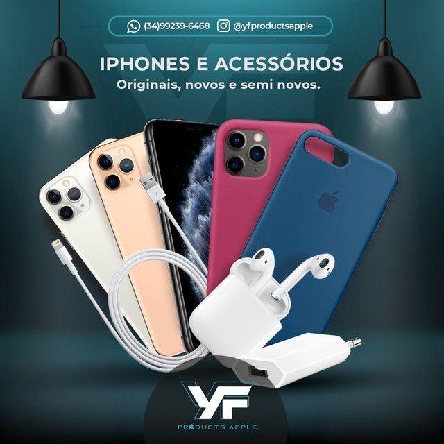 iPhone 11 Preto 64GB - NOVO LACRADO - Foto 4