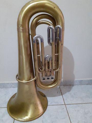 Tuba usado Weril