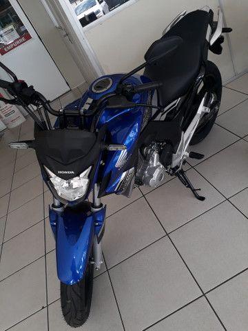 Moto Honda Cb Twister 250 Entrada: 2.000 Financiada!!! - Foto 5