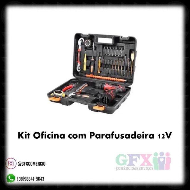 Kit parafusadeira
