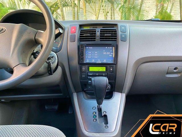 Hyundai Tucson  GLS / 2.0 flex Aut / Extra!  - Foto 9