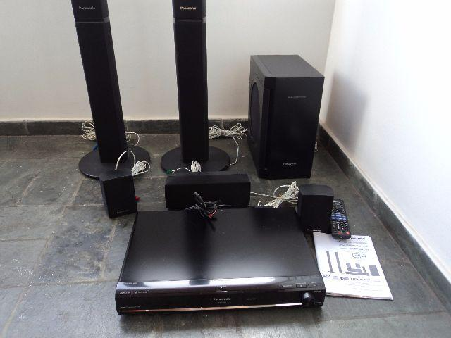 Panasonic home theatre system model sc-pt570