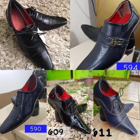 a21d1f53f8cf9 Sapatos social masculino - luxo - feitos artesanalmente - COURO PURO ...