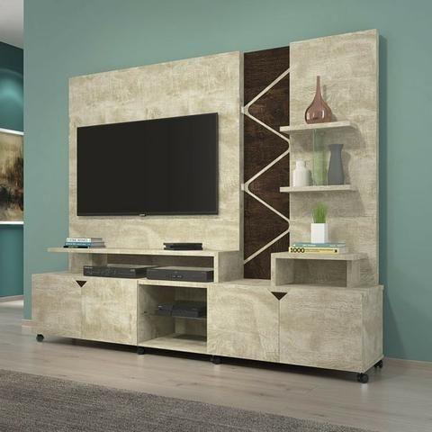 """Home Cross com LED para Tv até 55"""" - Entrega Grátis - Foto 2"""