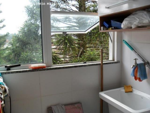 Cobertura para Venda em Teresópolis, ALTO, 2 suítes, 4 banheiros, 3 vagas - Foto 15