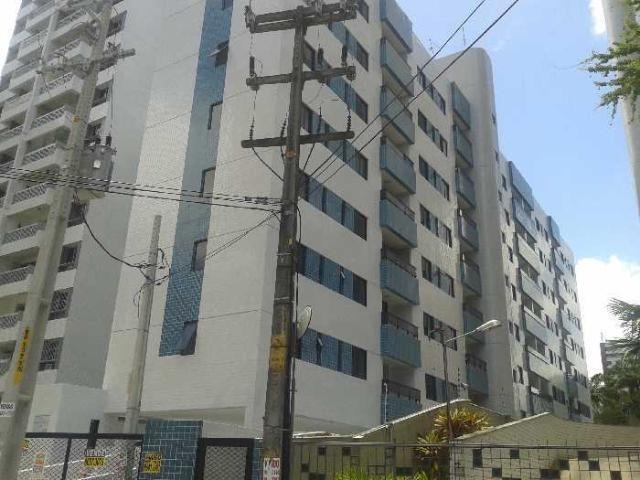 Apartamento residencial para locação, Aflitos, Recife.