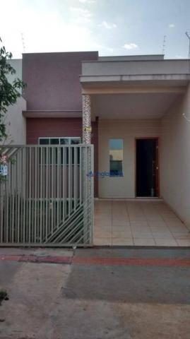 Casa à venda, 97 m² por r$ 220.000,00 - columbia - londrina/pr