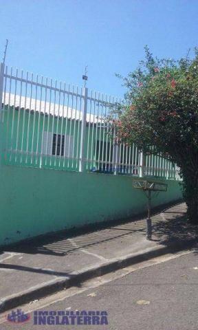 Casa à venda, 145 m² por R$ 267.000,00 - Jardim Alto do Cafezal - Londrina/PR