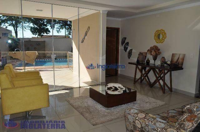 Casa à venda, 374 m² por R$ 760.000,00 - Igapó - Londrina/PR - Foto 5