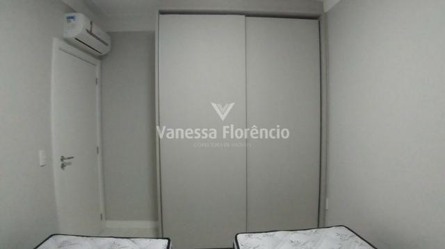 Mobiliado em 60x - Apartamento 02 Quartos sendo 01 suíte na Meia Praia - Itapema - Foto 15