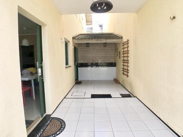 Casa duplex em condomínio fechado com 3 quartos, sendo 1 suíte - CA0873 - Foto 3