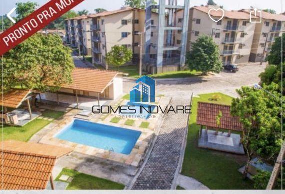 Apartamento à venda com 1 dormitórios em Maguari, Ananindeua cod:24